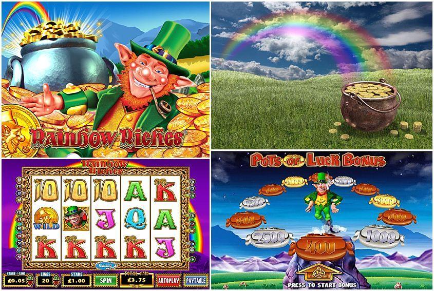 Rainbow Riches